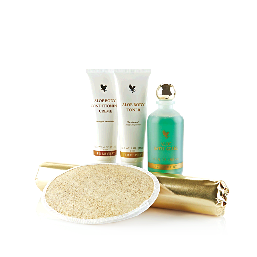 Aloe-Body-Toning-Kit