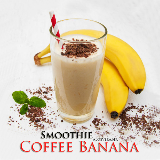 Smoothie – Coffee Banana